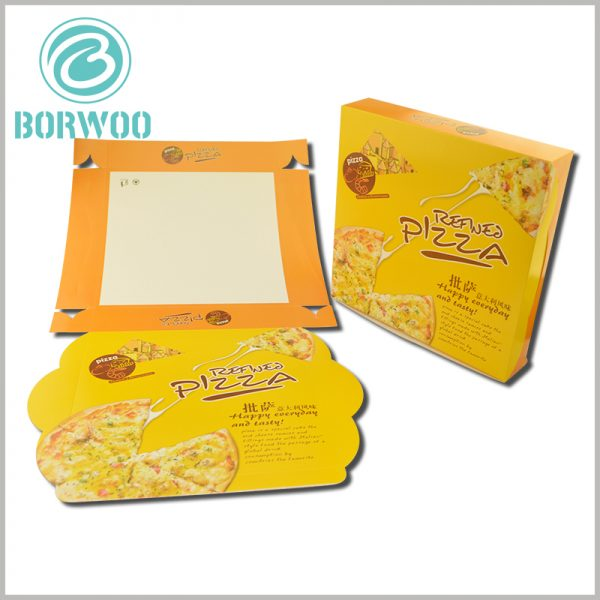 8 inch pizza boxes packaging wholesale. A package that can be folded or unfolded completely flat will save a lot of money when storing or transporting the package.