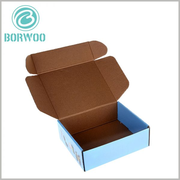 Corrugated packaging for candles boxes. The biggest advantage of customized packaging is that it can reflect the characteristics of the product, and the packaging form is flexible.