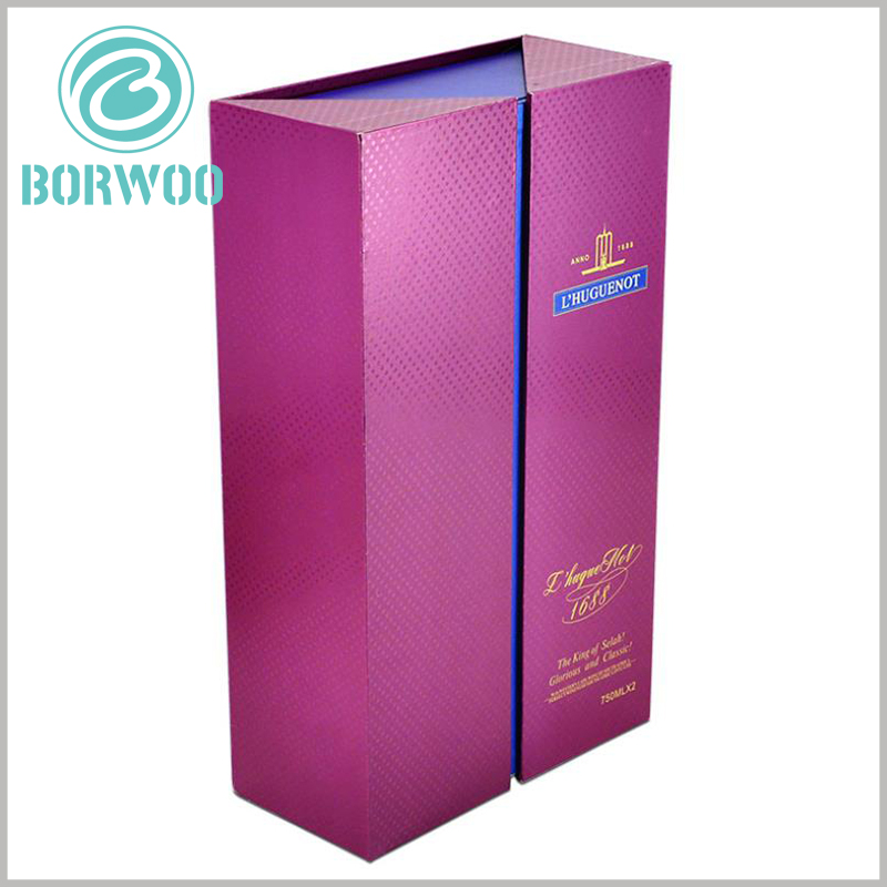 Double open gift packaging wholesale. The unique packaging structure can make the product more attractive on the shelf and stand out from the fierce competition.