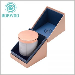 brown kraft candle boxes packaging wholesale