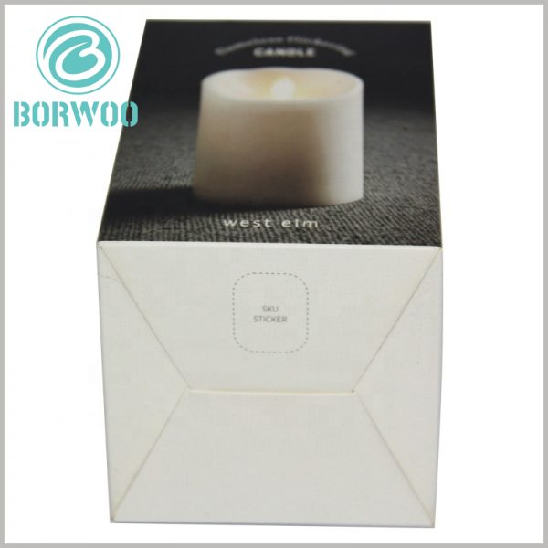 custom cheap candle boxes packaging