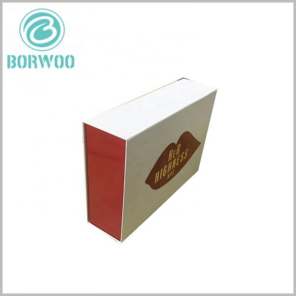 custom creative lipstick gift boxes wholesale.Customized gift box packaging is based on the product packaging design, the purpose is to reflect the characteristics of the product.