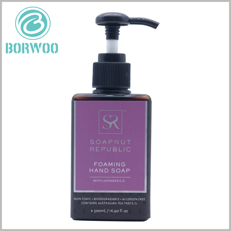 custom waterproof labels for shampoo.Custom label design and materials have an important influence on the success of shampoo, we provide you with high-quality custom labels.