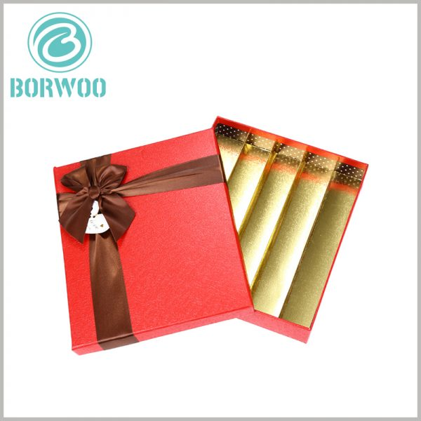large gift boxes with ribbon wholesale. As gift bows, smooth silk has always played an important role in gift boxes and will enhance the value of products.