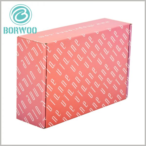printed corrugated packaging boxes. Cosmetic packaging design can help products and brands establish a unique image, and bring invisible competitive advantages to products.