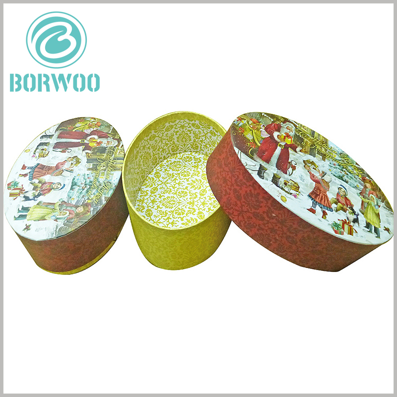 wholesale oval packaging for christmas gift boxes. As a Chinese packaging manufacturer, we provide customizable product packaging to provide publicity for your products